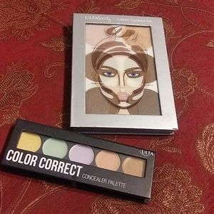 Ulta Contour and Color Correct Bundle